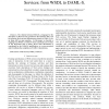Towards a Semantic Choreography of Web Services: From WSDL to DAML-S
