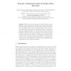 Towards a Statistical Atlas of Cardiac Fiber Structure