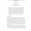 Towards a Taxonomy of Task-Oriented Domains of Dialogue