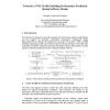 Towards a UML Profile Enabling Performance Prediction during Software Design