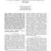 Towards Adaptive Replication Reconfiguration for QoS
