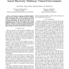 Towards an authentication service for Peer-to-Peer based Massively Multiuser Virtual Environments