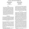 Towards an Axiom System for Default Logic