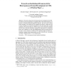 Towards an Institutional Framework for Heterogeneous Formal Development in UML - - A Position Paper -