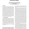 Towards architecture independent metrics for multicore performance analysis