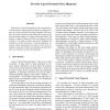 Towards Aspect-Oriented Class Diagrams