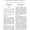 Towards Autonomous Service Composition in A Grid Environment