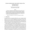 Towards computationally sound symbolic analysis of key exchange protocols