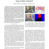 Towards detection of orthogonal planes in monocular images of indoor environments
