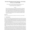Towards Entailment-Based Question Answering: ITC-irst at CLEF 2006