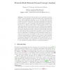 Towards Fault-Tolerant Formal Concept Analysis