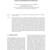 Towards Fuzzy Granularity Control in Parallel/Distributed Computing