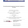 Towards Hierarchical Management of Autonomic Components: A Case Study