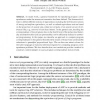 Towards Implementations for Advanced Equivalence Checking in Answer-Set Programming