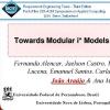 Towards modular i* models