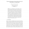 Towards Monitoring of Group Interactions and Social Roles via Overhearing