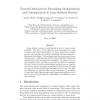 Towards ontologies for formalizing modularization and communication in large software systems