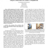 Towards Open-Ended 3D Rotation and Shift Invariant Object Detection for Robot Companions