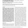 Towards pathogenomics: a web-based resource for pathogenicity islands