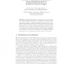 Towards Performance Prediction of Compositional Models in Industrial GALS Designs
