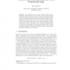 Towards Polynomial Approximations of Full Propositional Logic