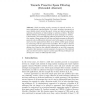 Towards Proactive Spam Filtering (Extended Abstract)