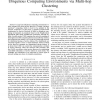 Towards Scalable and Robust Service Discovery in Ubiquitous Computing Environments via Multi-hop Clustering