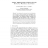 Towards self-protecting ubiquitous systems: monitoring trust-based interactions
