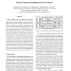 Towards Semantic Embedding in Visual Vocabulary