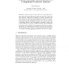 Towards State Space Reduction Based on T-Lumpability-Consistent Relations