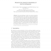 Towards the Numerical Simulation of Electrocardiograms