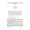 Towards Using Semantic Decision Tables for Organizing Data Semantics