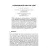 Tracking Algorithms for Bistatic Sonar Systems