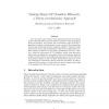 Training Binary GP Classifiers Efficiently: A Pareto-coevolutionary Approach