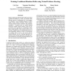 Training Conditional Random Fields Using Virtual Evidence Boosting