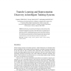 Transfer Learning and Representation Discovery in Intelligent Tutoring Systems