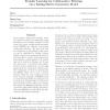 Transfer learning for collaborative filtering via a rating-matrix generative model