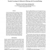 Transfer Learning in Collaborative Filtering with Uncertain Ratings
