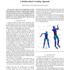Transfer of knowledge for a climbing Virtual Human: A reinforcement learning approach