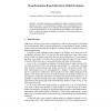 Transformation-Based Structure Model Evolution