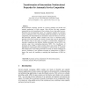 Transformation of Intermediate Nonfunctional Properties for Automatic Service Composition