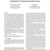 Translating concurrent action oriented specifications to synchronous guarded actions