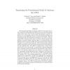 Translating the Foundational Model of Anatomy into OWL