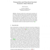 Transposition and Time-Scale Invariant Geometric Music Retrieval