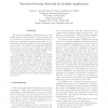 Tree-based overlay networks for scalable applications