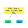 Trees, Automata and XML