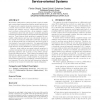 Trustworthy interaction balancing in mixed service-oriented systems