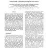 Tuning Dynamic Web Applications using Fine-Grain Analysis