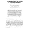 Two-Dimensional Non-negative Matrix Factorization for Face Representation and Recognition