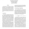 Two Dimensional Projective Point Matching
